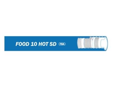 FOOD 10 HOT SD 食品级EPDM橡胶软管