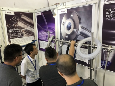 DELOX亮相国际胶黏剂展-CHINA ADHESIVE 2019