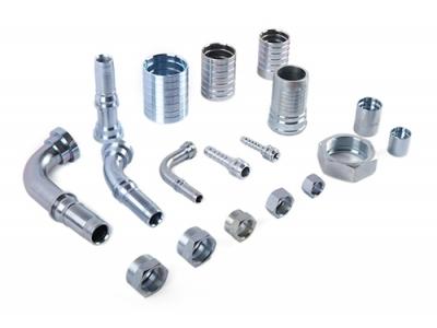 高压液压接头 Hydraulic Fittings