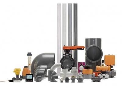 +GF+塑料管路系统(PP-H、PVDF、PVC、PP-S、ABS)