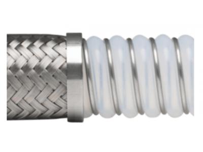 CVS/CXS-中型波纹PTFE钢编管加螺旋钢丝-Convoflex®