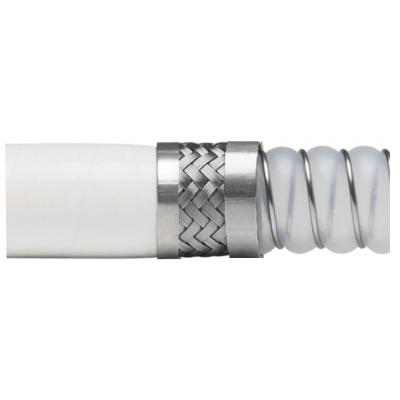 CRSL/RXSL-浅波纹(导电)PTFE特氟龙硅胶管-Croflex®