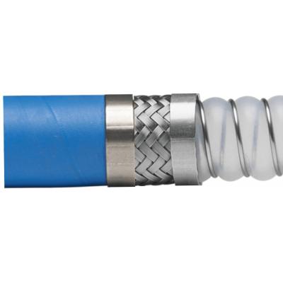 CRSR/RXSR-浅波纹(导电)PTFE特氟龙橡胶管-Croflex®