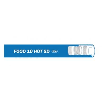 食品级EPDM橡胶软管 FOOD 10 HOT SD